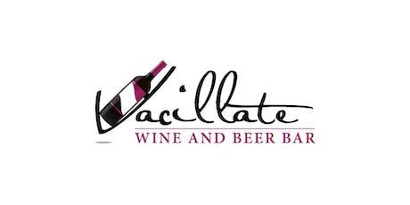 Sip and Shop at Vacillate Wine Bar tickets