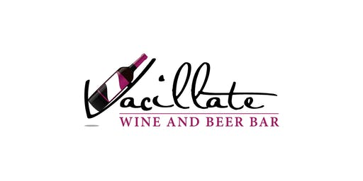 Sip and Shop at Vacillate Wine Bar