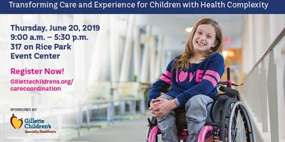 Transforming Care and Experience for Children with Health Complexity