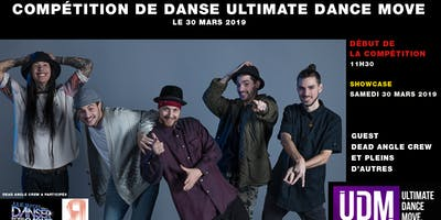 Compétition Ultimate Dance Move 2019