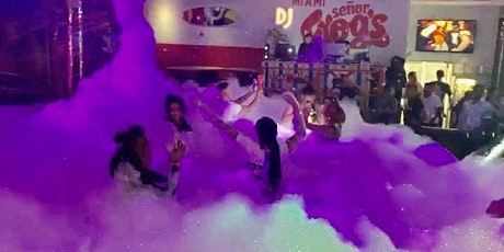 Sunday Hip Hop FOAM PARTY Event Tickets - Miami Beach tickets