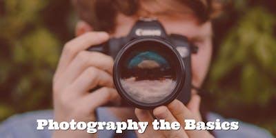 Photography the Basics: DSLR Workshop Class