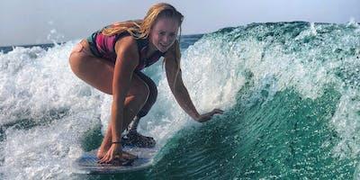 Brave the Wave - Adaptive Wakesurf Tour 2019 - Grand Rapids, MI