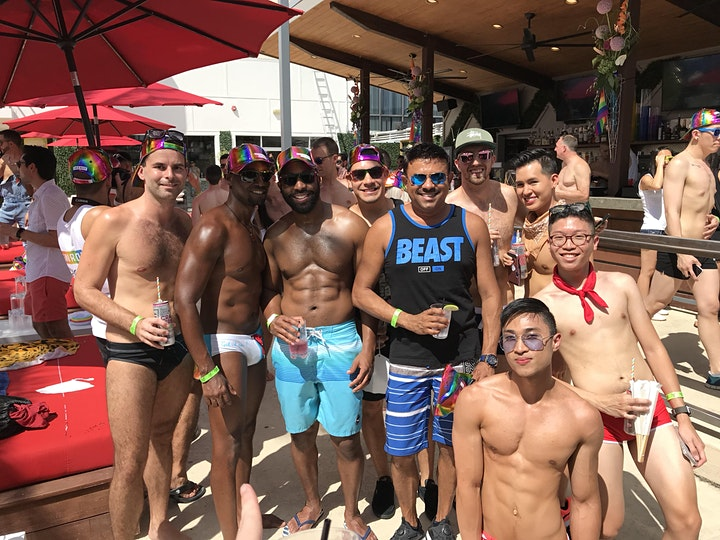 Baewatch x Salvation 2019 | Official Pride Pool Party image