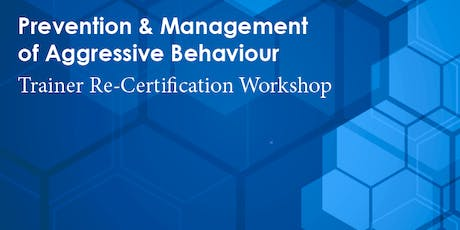PMAB Trainer Re-Certification: London (September 19-20, 2019) tickets