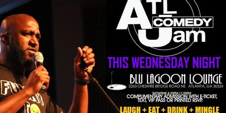 Comedy at The Blu Lagoon  tickets