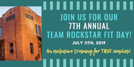 7th Annual, Team Rockstar Fit Day tickets