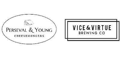 An Evening of Fine Cheeses, Cured Meats, & Beer w/ Perseval & Young Cheesemongers