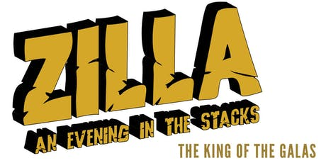 Zilla: An Evening in the Stacks tickets