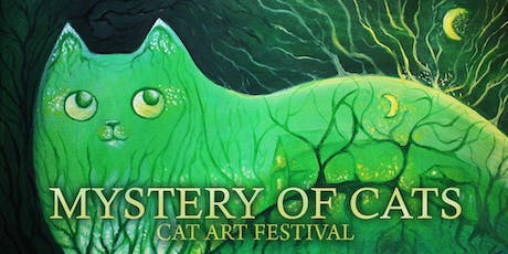 Mystery of Cats: Cat Art Festival tickets