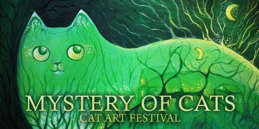 Mystery of Cats: Cat Art Festival