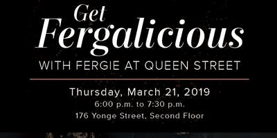 Fergalicious by Fergie at Hudson\