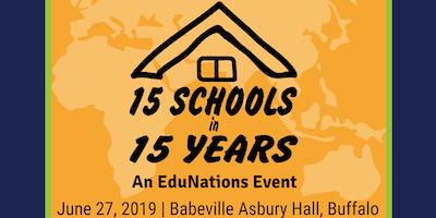 15 Schools in 15 Years
