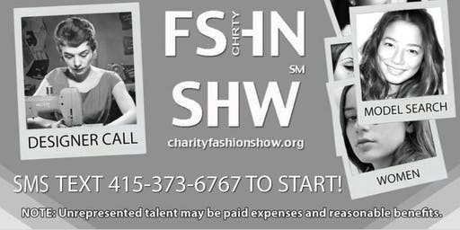 Charity Fashion Show Open Call For Staff, Volunteers charityfashionshow.org