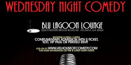 The Wednesday Night Comedy Show! tickets