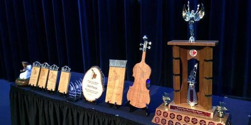 The Canadian Grand Masters Fiddle Championships (Abbotsford BC) - Friday Aug 23 & Saturday Aug 24