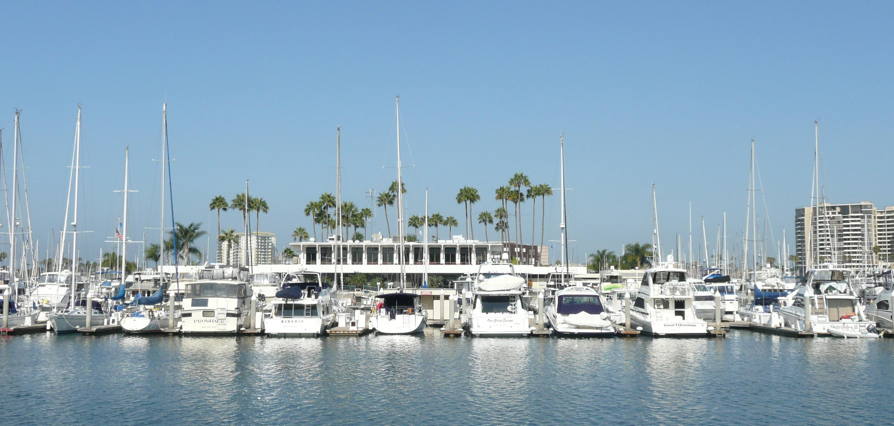 2019 Del Rey Yacht Club Spring Open House