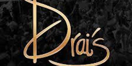 #1 LAS VEGAS HIP-HOP CLUB - DRAIS NIGHTCLUB GUEST LIST  tickets