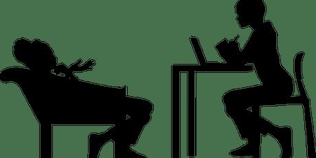 Aconselhamento Jurídico, Financeiro, Coaching e Saúde Natural ingressos