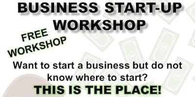 Business Start-Up Workshop