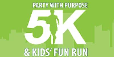 Fleet Feet Hoboken - Party With Purpose 5K Training Program - 2019!