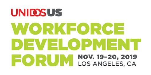 The 2019 UnidosUS Workforce Development Forum