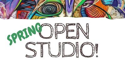 Spring Open Studio & Market