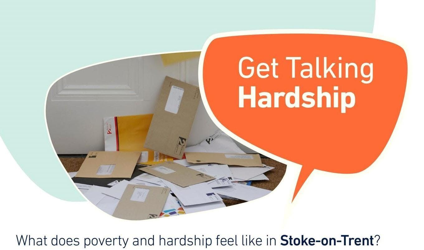 Get Talking Hardship frontline workers consul