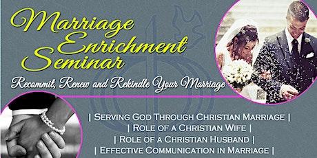 Marriage Enrichment Seminar 2020 @ St Paul's Catholic Church tickets