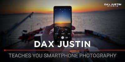 SMARTPHONE PHOTOGRAPHY WORKSHOP - April 25