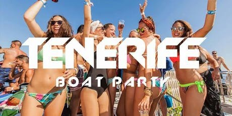 Boat Party Tenerife tickets