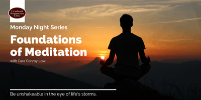 Foundations of Meditation