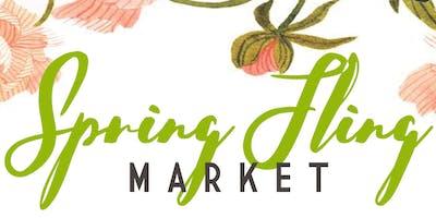 UT-TSU Extension's Spring Fling Market