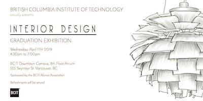 BCIT Bachelor of Interior Design Graduation Exhibition 2019