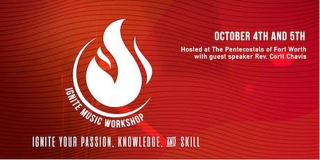 Ignite Music Workshop tickets