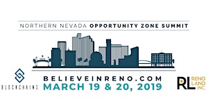 Northern Nevada Opportunity Zone Summit