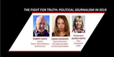 The Fight for Truth: Political Journalism in 2019