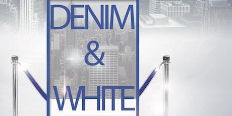 Denim & White Day Party 2019 tickets