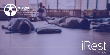iRest® Yoga Nidra Level 1 Training Chicago 2019 tickets