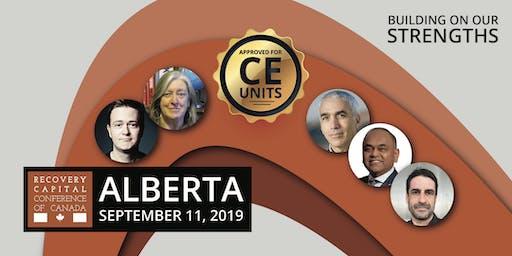 Recovery Capital Conference of Canada - Calgary Alberta