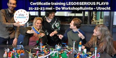 LEGO® SERIOUS PLAY® Certificatie opleiding in Utrecht