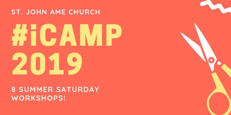#iCAMP 2019: Exposure Workshop tickets