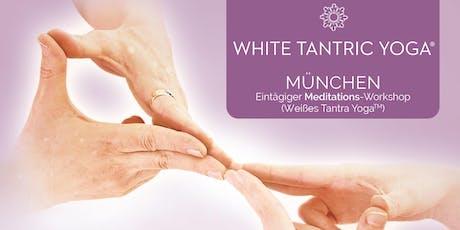 White Tantric Yoga® München tickets