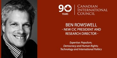 Protecting Canada from the Threat of Populism with Ben Rowswell