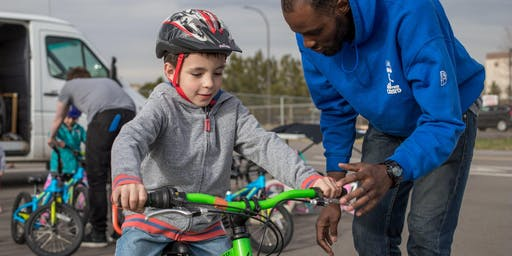Youth Learn To Ride Lesson: Wednesday August 21st, 2019