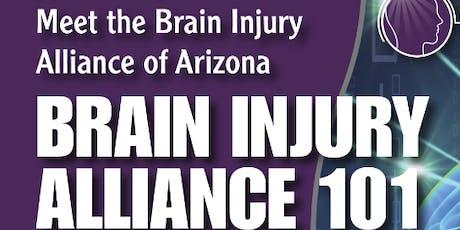 Brain Injury Alliance 101 tickets