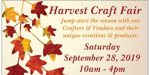 Harvest Craft Fair