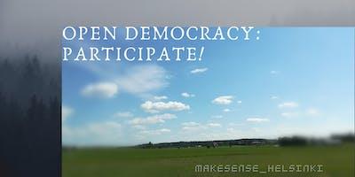 OpenDemocracy: Participate!
