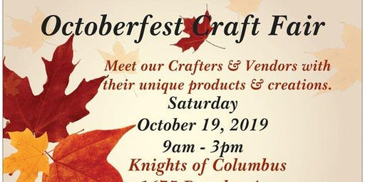 Octoberfest Craft Fair