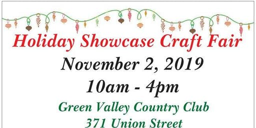 Holiday Showcase Craft Fair